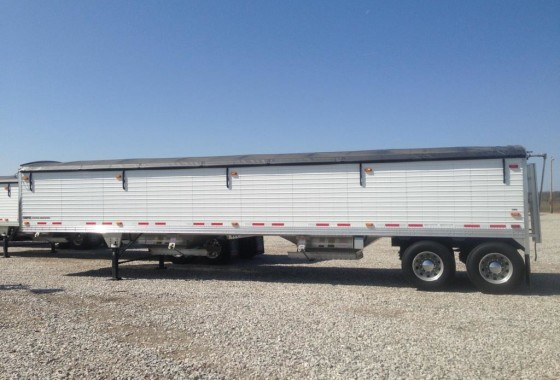 Types Of Tractor Trailers : Equipment types trailers